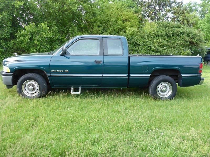 1996 Dodge Ram Pickup 1500 for sale at Platinum Auto World in Fredericksburg VA