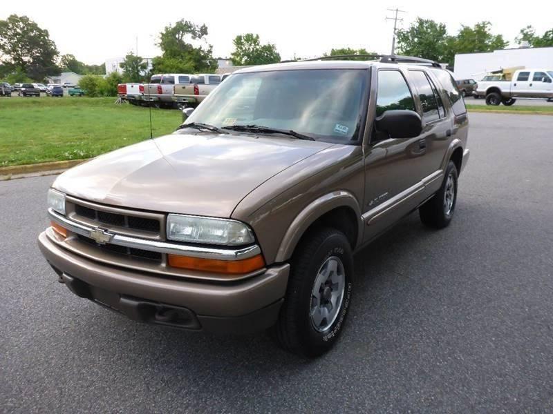 2004 Chevrolet Blazer LS 4WD 4dr SUV - Fredericksburg VA