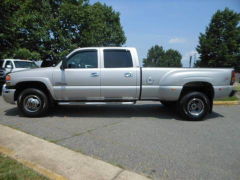 2007 GMC Sierra 3500 Classic for sale at Platinum Auto World in Fredericksburg VA