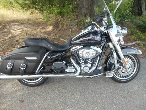 2013 Harley-Davidson Road King for sale at Platinum Auto World in Fredericksburg VA