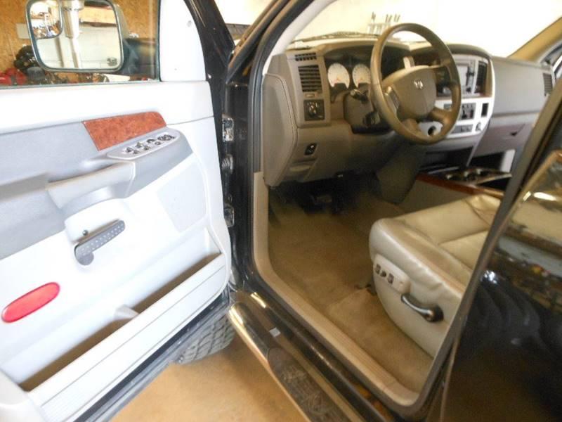 2008 Dodge Ram Pickup 2500 Laramie 4dr Quad Cab 4WD SB - Fredericksburg VA