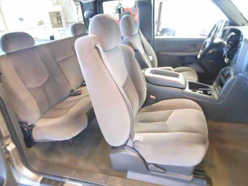 2003 GMC Sierra 1500 4dr Extended Cab SLE 4WD SB - Fredericksburg VA