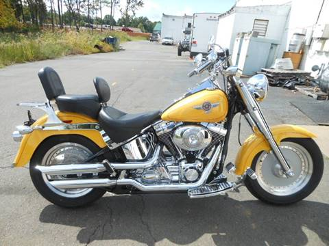2006 Harley-Davidson FLSTFI --FATBOY for sale at Platinum Auto World in Fredericksburg VA