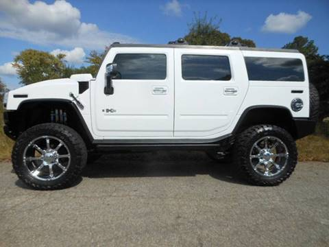 2008 HUMMER H2 for sale at Platinum Auto World in Fredericksburg VA
