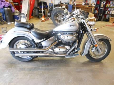 2006 Suzuki Boulevard  for sale at Platinum Auto World in Fredericksburg VA