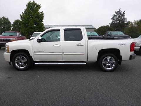 2012 Chevrolet Silverado 1500 for sale at Platinum Auto World in Fredericksburg VA