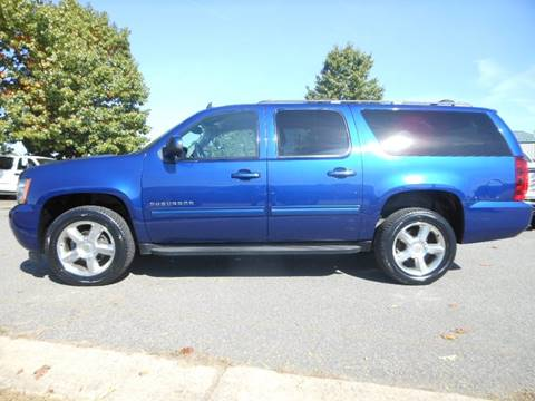 2012 Chevrolet Suburban for sale at Platinum Auto World in Fredericksburg VA