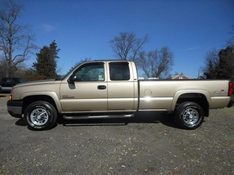 2005 Chevrolet Silverado 2500HD for sale at Platinum Auto World in Fredericksburg VA