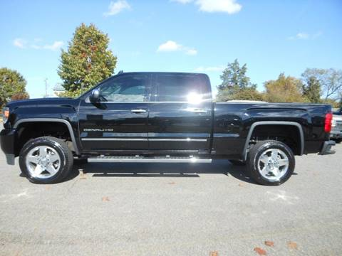 2016 GMC Sierra 2500HD for sale at Platinum Auto World in Fredericksburg VA