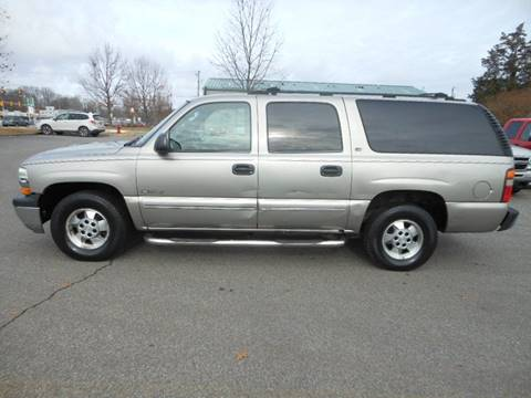 2000 Chevrolet Suburban for sale at Platinum Auto World in Fredericksburg VA