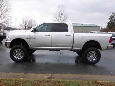 2013 RAM Ram Pickup 2500 for sale at Platinum Auto World in Fredericksburg VA