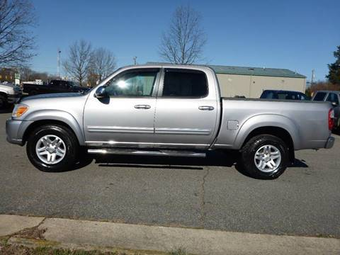 2006 Toyota Tundra for sale at Platinum Auto World in Fredericksburg VA