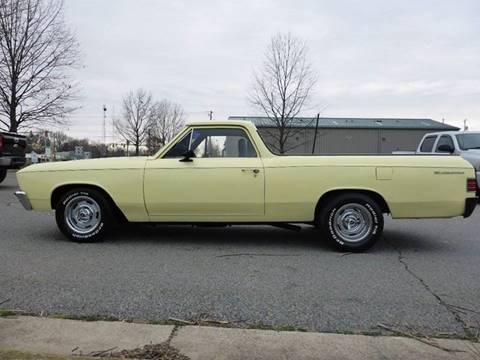 1967 Chevrolet El Camino for sale at Platinum Auto World in Fredericksburg VA