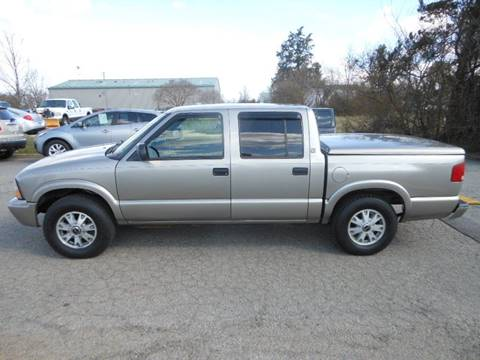 2003 GMC Sonoma for sale at Platinum Auto World in Fredericksburg VA