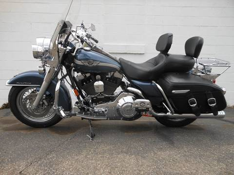 2003 Harley-Davidson FLHRI ROAD KING ANNIVERSARY for sale at Platinum Auto World in Fredericksburg VA