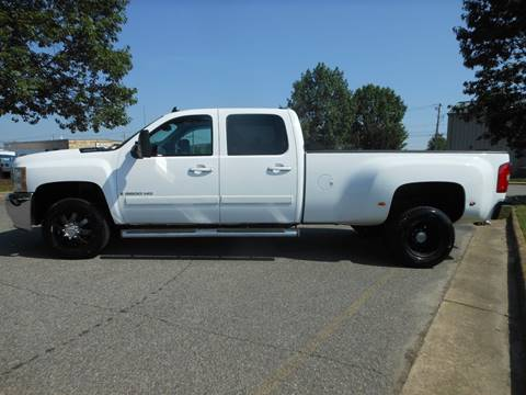 2008 Chevrolet Silverado 3500HD for sale at Platinum Auto World in Fredericksburg VA