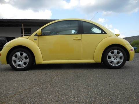 2002 Volkswagen New Beetle for sale at Platinum Auto World in Fredericksburg VA