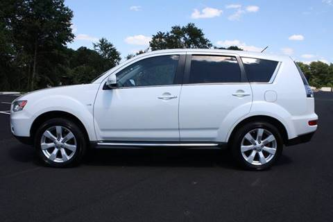 2012 Mitsubishi Outlander for sale at Platinum Auto World in Fredericksburg VA