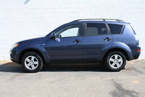 2007 Mitsubishi Outlander for sale at Platinum Auto World in Fredericksburg VA