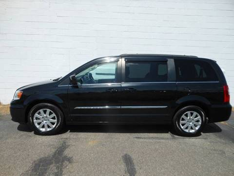 2014 Chrysler Town and Country for sale at Platinum Auto World in Fredericksburg VA