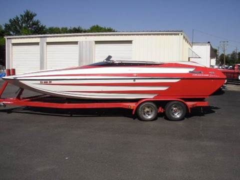 2002 ADVANTAGE ONLY 55 HOURS SPORT CAT 22 for sale at Platinum Auto World in Fredericksburg VA
