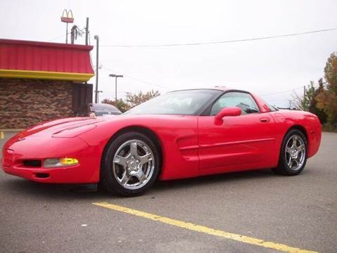 1998 Chevrolet Corvette for sale at Platinum Auto World in Fredericksburg VA