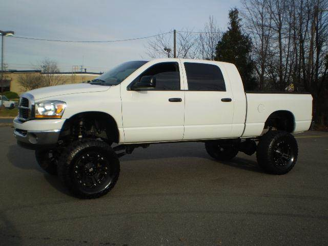 2006 Dodge Ram Pickup 3500 for sale at Platinum Auto World in Fredericksburg VA