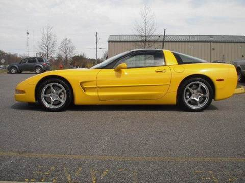 2001 Chevrolet Corvette for sale at Platinum Auto World in Fredericksburg VA
