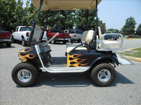 2002 Club Car ELECTRIC for sale at Platinum Auto World in Fredericksburg VA