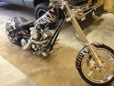 2004 AMERICAN IRONHORSE LSC CHOPPER for sale at Platinum Auto World in Fredericksburg VA