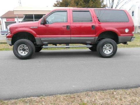 2005 Ford Excursion for sale at Platinum Auto World in Fredericksburg VA
