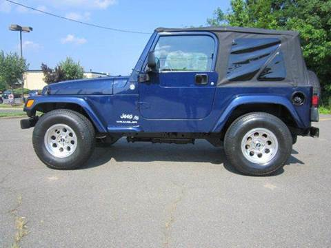 2006 Jeep Wrangler for sale at Platinum Auto World in Fredericksburg VA
