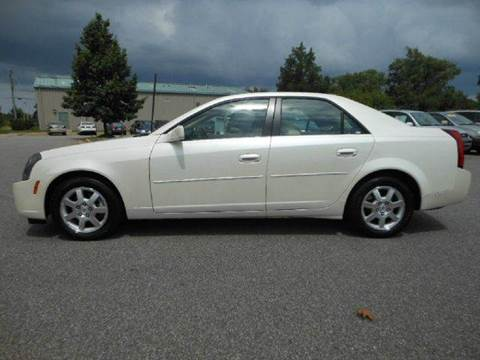 2005 Cadillac CTS for sale at Platinum Auto World in Fredericksburg VA