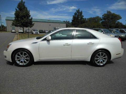2008 Cadillac CTS for sale at Platinum Auto World in Fredericksburg VA