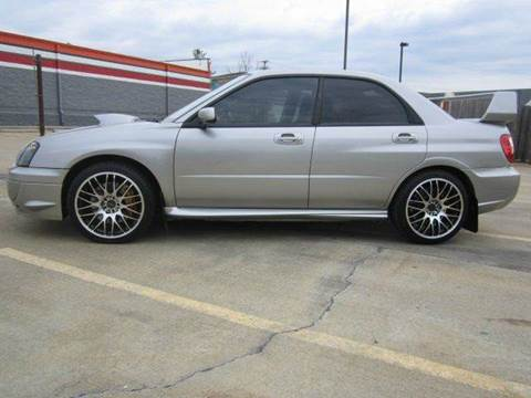 2005 Subaru Impreza for sale at Platinum Auto World in Fredericksburg VA