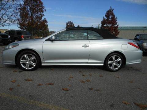 2007 Toyota Camry Solara for sale at Platinum Auto World in Fredericksburg VA