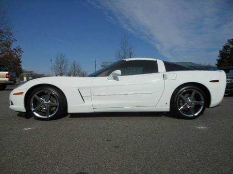 2007 Chevrolet Corvette for sale at Platinum Auto World in Fredericksburg VA