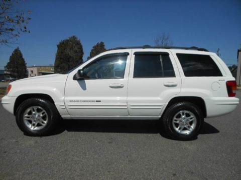 2000 Jeep Grand Cherokee for sale at Platinum Auto World in Fredericksburg VA