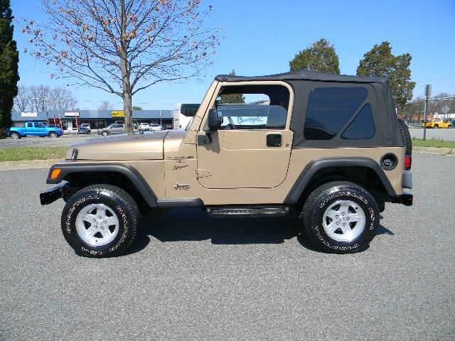 1999 Jeep Wrangler For Sale At Platinum Auto World In Fredericksburg VA