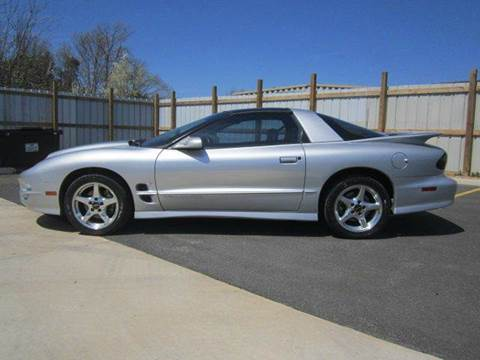 2000 Pontiac Firebird for sale at Platinum Auto World in Fredericksburg VA