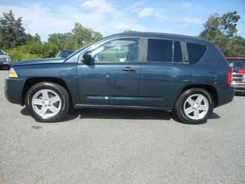 2008 Jeep Compass for sale at Platinum Auto World in Fredericksburg VA