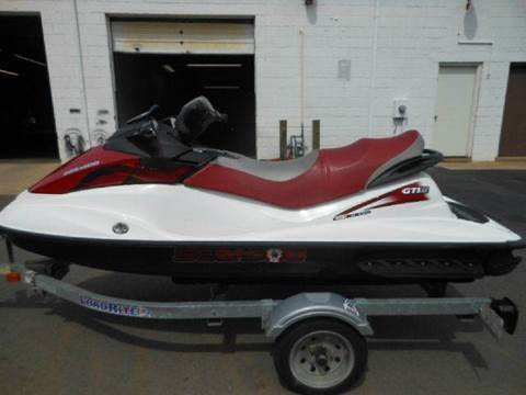2008 Sea-Doo GTI SE 155 for sale at Platinum Auto World in Fredericksburg VA
