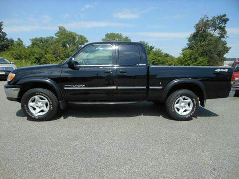 2000 Toyota Tundra for sale at Platinum Auto World in Fredericksburg VA