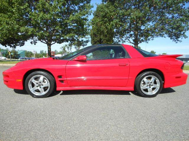 2002 Pontiac Firebird for sale at Platinum Auto World in Fredericksburg VA