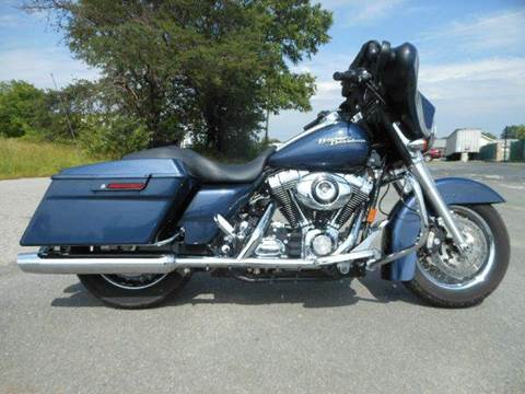 2008 HARLEY DAVIDSON FLHX STREET GLIDE for sale at Platinum Auto World in Fredericksburg VA