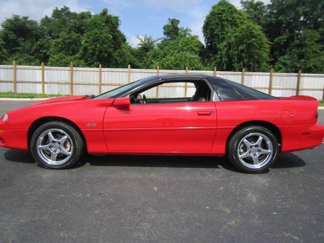 2000 Chevrolet Camaro for sale at Platinum Auto World in Fredericksburg VA