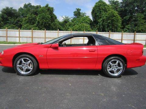 2000 Chevrolet Camaro for sale at Platinum Auto World in Fredericksburg VA