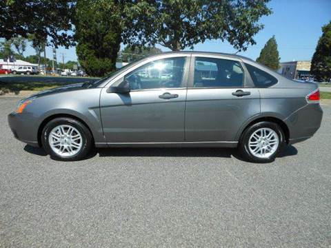 2009 Ford Focus for sale at Platinum Auto World in Fredericksburg VA
