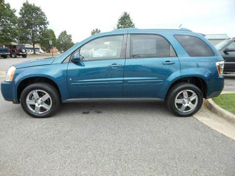 2007 Chevrolet Equinox for sale at Platinum Auto World in Fredericksburg VA