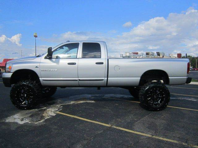 2006 Dodge Ram Pickup 2500 for sale at Platinum Auto World in Fredericksburg VA